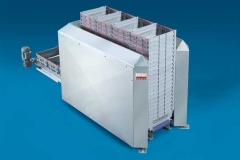 Products - Bin and tray handling