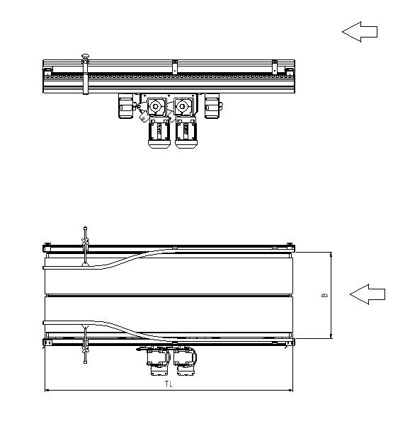 CVK 50-HC 90 deg blueprint