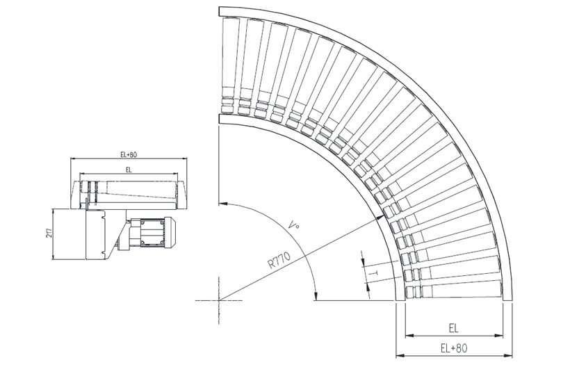 impulz-50_rullbanekurva-rundrems-driven_typ-irkr-50_blueprint