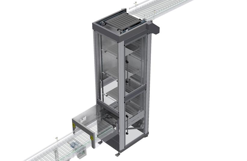 Vertikaltransportör IVKE 50