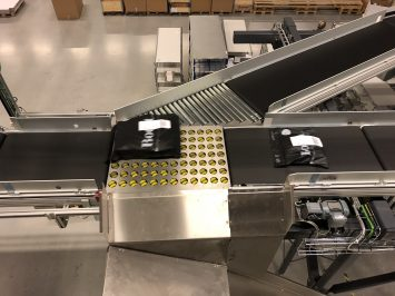 Boozt bygger ut system för interntransport och sortering